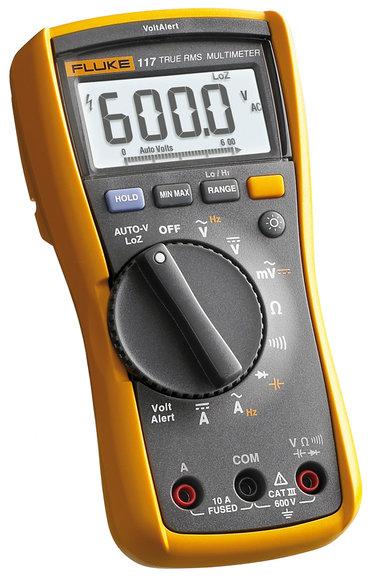 Fluke 117 Echteffektiv-Multimeter