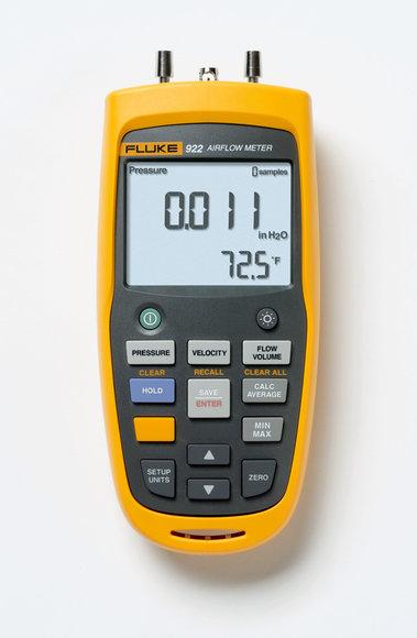 Fluke 922 Luftströmungsmessgerät