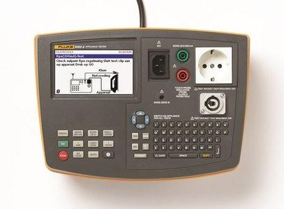 Fluke Gerätetester 6500-2 DMS Kit mit KOSTENLOSER DMS Software