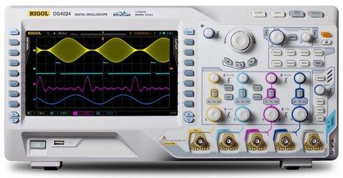 Rigol DS4024 (200MHz / 4GSa/s)