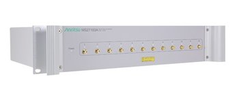 Anritsu MS27103A Remote Spectrum Monitor, 12 port RF Input