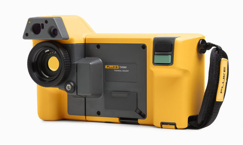 Fluke TIX580 Wärmebildkamera, Auflösung 640x480px(1280x960), Temp. Bereich: -20 °C bis +800 °C