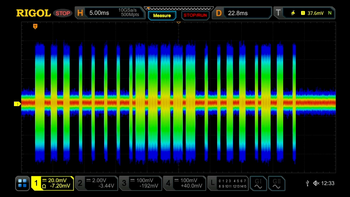 MSO5000-BW1T3 Bandbreitenupgrade, von 100 MHz auf 350 MHz, für Oszilloskope der Serie MSO5000