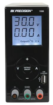 BK Precision BK1550 DC Netzteil, 1 Kanal, 108 W, 1 -36 V, 0 -3 A, + USB Ladeanschluss