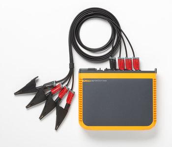 CASH BACK AKTION Fluke 1746B dreiphasiger Netzqualitätslogger ohne Stromzangen
