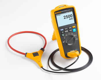 Fluke 279FC/iFlex Wärmebild-Multimeter jetzt mit kostenloser flexibler Stromzange