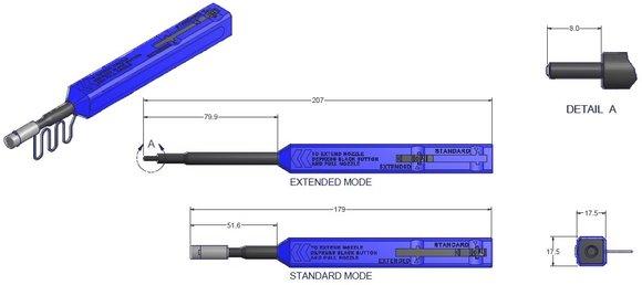 IBC? Markenreiniger 9392 SC ? SC, ST, FC, und E2000 Steckverbinder