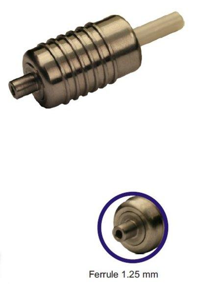 Adapter 2,5 mm auf 1,25 mm