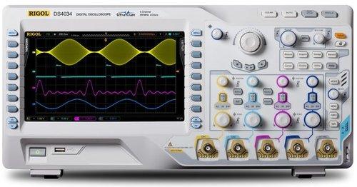 Rigol DS4034 (350MHz / 4GSa/s)