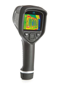 FLIR E8 Wärmebildkamera mit WiFi, Aktionspreis, für Industrie und Bau, 320x240 Pixel
