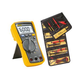 Fluke 115 Multimeter Sicherheits-Kit, inkl. gratis TLK-225 Zubehörsatz