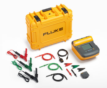 Fluke 1555 FC KIT 10 kV Isolationsprüfgerät mit Fluke Connect