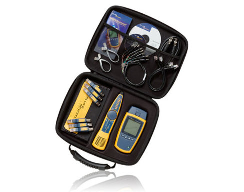 Fluke Networks MicroScanner² Cable Verifier Professional Kit