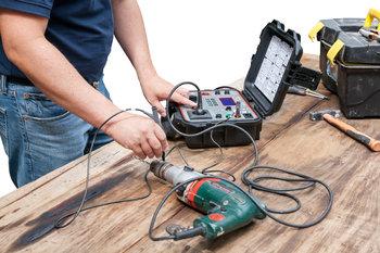 24.10.2019: Seminar - Gerätetester, wiederkehrende Prüfung von elektrischen Betriebsmitteln nach ÖVE E8701