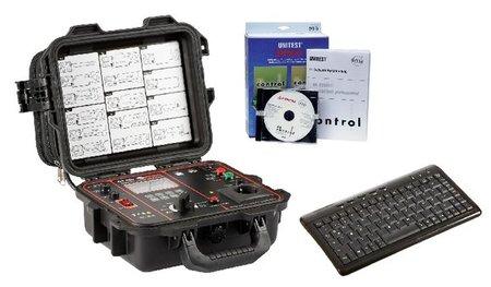 BEHA-Amprobe GT-800 Standard Kit Automatischer Gerätetester inkl. Software und Tastatur