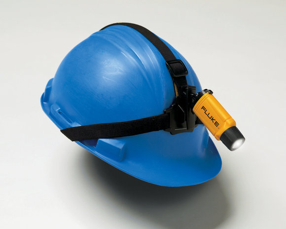 Fluke Deluxe LED Hat Light L206