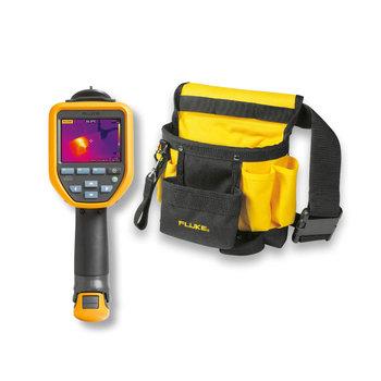 Fluke TiS20, Auflösung: 120x90px, Temp. Bereich: -20 bis +350°C inkl. gratis Werkzeuggürtel