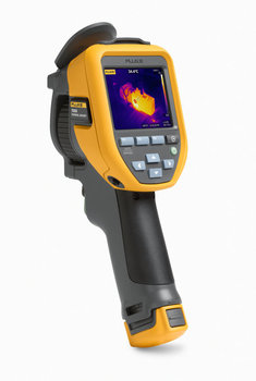 Fluke TiS55, 9Hz, Auflösung: 220x165px, Man. Fokus bis 15cm, Temp. Bereich: -20 bis +450°C