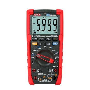 UNI-T UT195M Echteffektiv-Industriemultimeter, mit Temperaturmessung und 3-Phasen Drehrichtungstest