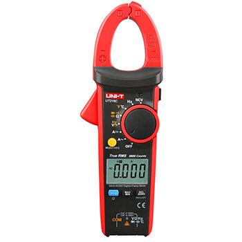 UNI-T UT216C Echteffektivwert Stromzange 600 A, AC/DC