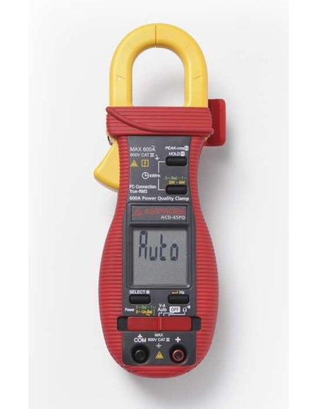 BEHA-Amprobe ACD-45 PQ Leistungsmesszange 600 A True-RMS