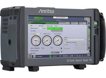 Anritsu MT1040A Network Master Pro 400 G Tester, ODTR
