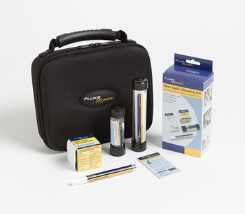Fluke Networks NFC-KIT-CASE Glasfaser Reinigungskit