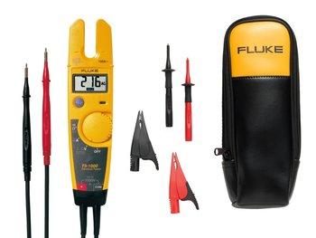 Fluke T5-1000 Spannungsprüfer im Set mit kostenlosem Zubehör-Kit