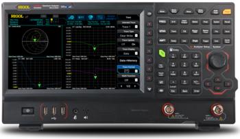 Rigol RSA5065N VNA Real Time Spektrum Analysator 6,5 GHz mit Vector Network Analyzer und Tracking Generator, inkl. GRATIS 40 MHz Echtzeit-Analysebandbreite und Vorverstärker-Option