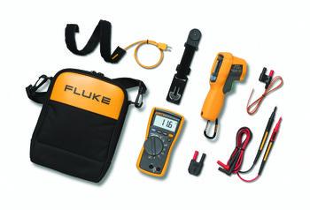 Fluke 116/62MAX+ Combo Kit für HLK Techniker