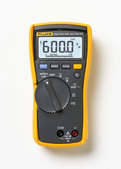 Fluke 114 Echteffektiv-Multimeter