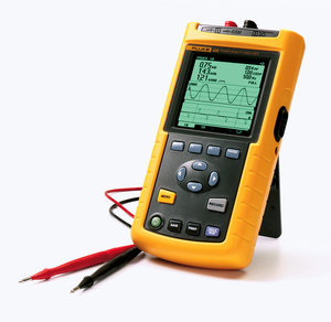 Fluke 43B Netz- und Stromversorgungsanalysator