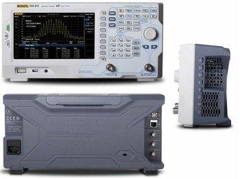 Rigol DSA815-TG Spectrum Analyzer, 1,5 GHz inkl. Tracking Generator zum Aktionspreis