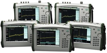 Anritsu Spectrum Master MS2720T; bis 9, 13, 20, 32 oder 43 GHz