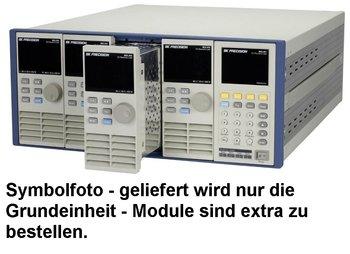 BK Precision MDL001 Grundeinheit, 4 Moduleinschübe für elektronische Lastmodule der Serie MDL