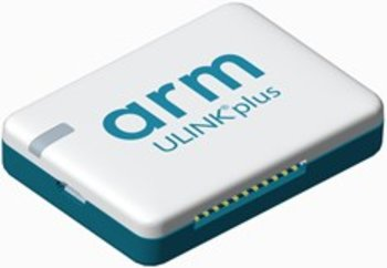 ARM Keil ULINK Plus Debug Adapter, Serial Wire Trace, Test I/O und Power Measurement