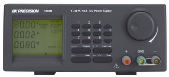 BK Precision BK1696B programmierbarer DC Labor-Netzteil 20 V, 10 A, 200 W, mit PC Anbindung über USB