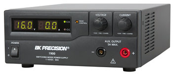 BK Precision BK1900B DC Labornetzteil mit PC-Anbindung, 1 Kanal, 1...16 V, 0...60 A, 960 W