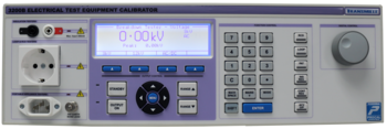 Transmille 3200B Kalibrator für elektrische Testgeräte