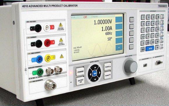 Transmille Multifunktionskalibrator 4010