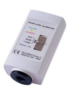 5030-0326 Dostmann Kalibrator für Schallpegel-Messgeräte 94/114 dB