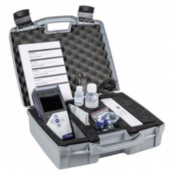 Dostmann OXY 70 Set Messgerät Messung von Sauerstoff, Temperatur und barometrischem Druck mit optischem LDO Sensor zur Messungund 2m Kabel inkl. Zubehör im Koffer