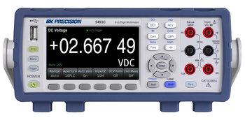 BK Precision BK5493C TRMS 6 1/2 Digit Labor-Multimeter, 0,0035% V DC (35 ppm)