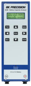BK Precision BK603B Kapazität-Analysator für 6 V und 12 V Bleiakkus mit Speicher und PC Anbindung
