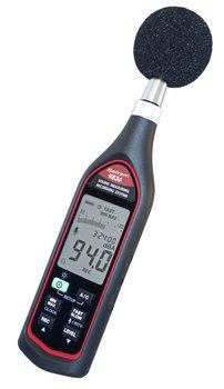 Sefram 9836 Schallpegel-Messgerät mit USB Anbindung und Datenlogging