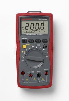 Beha-Amprobe AM-520 Digitalmultimeter mit Temperaturmessung