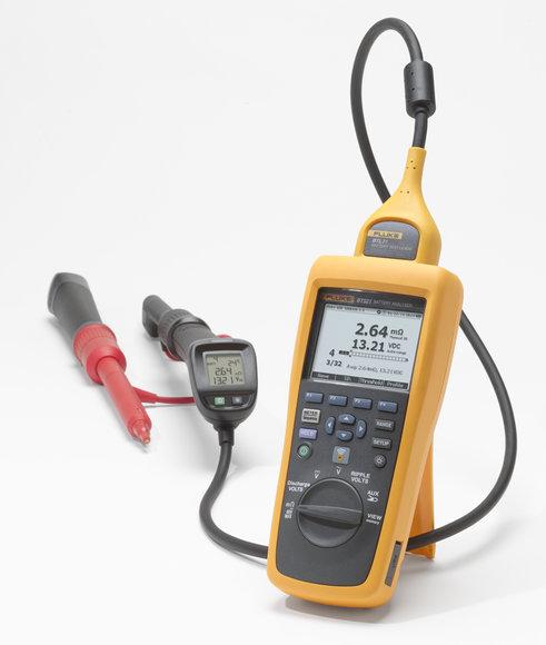 Fluke Serie BT500 Batterietester