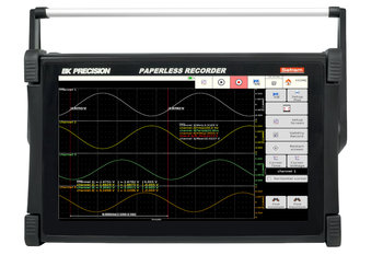 """Sefram DAS 1700 Hochgeschwindigkeits-Recorder in Modulbauweise, bis zu 72 Kanäle, mit 15"""" Touch Screen, PREIS sh. Artikelansicht"""