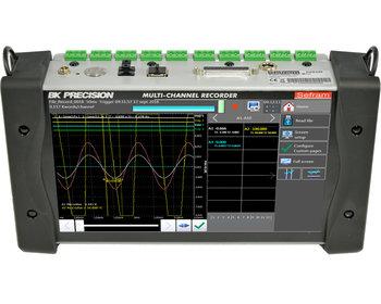 "Sefram DAS220 10-Kanal Multifunktions-Recorder mit 10"" Touchscreen"