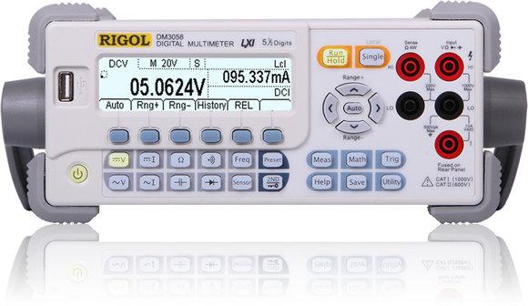 Rigol DM3058 TRMS 5,5-Digit, zum Aktionspreis